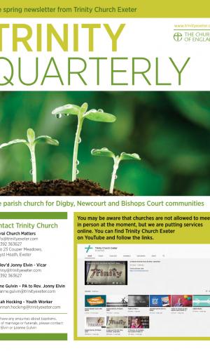 Spring Trinity Quarterly